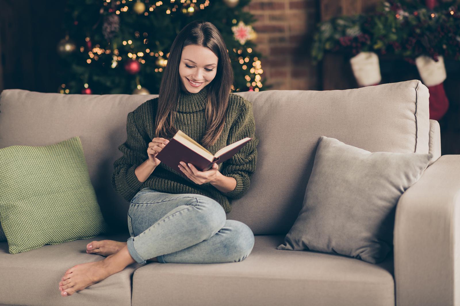 Książkowe prezenty pod choinkę dla dorosłych