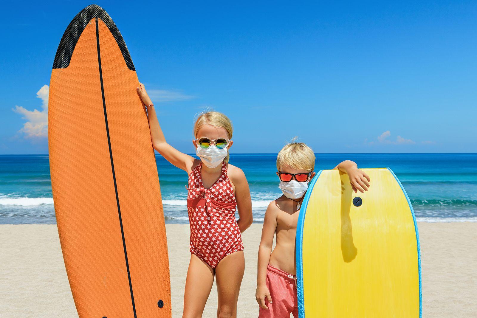 Koronawirus a wakacje
